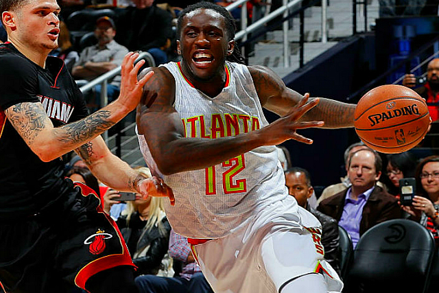 Hawks Send No. 1 Pick Taurean Prince To D-League