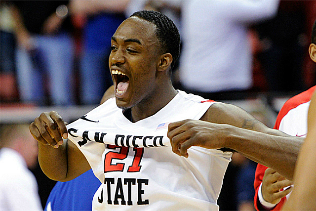 San Diego St's Jamaal Franklin Scores 33 In China