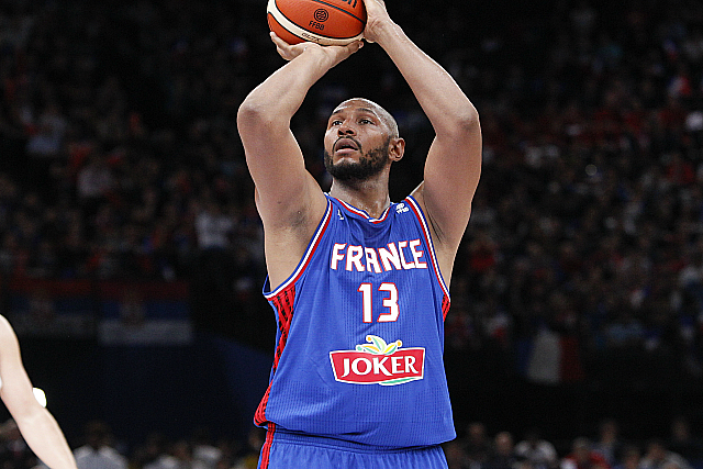 Jazz's Boris Diaw Now France's Top Gun