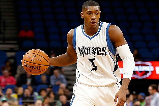No. 5 Pick Kris Dunn Adjusting To NBA
