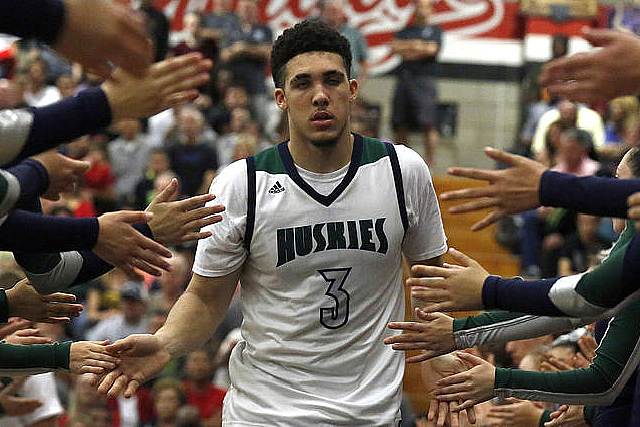Watch LiAngelo Ball HS Highlights (VIDEO)