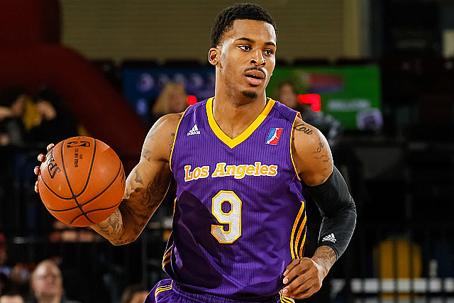 Lakers Sign Marquette's Vander Blue