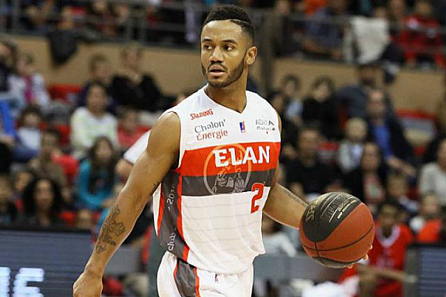 Texas Tech's John Roberson Scores 19 In France
