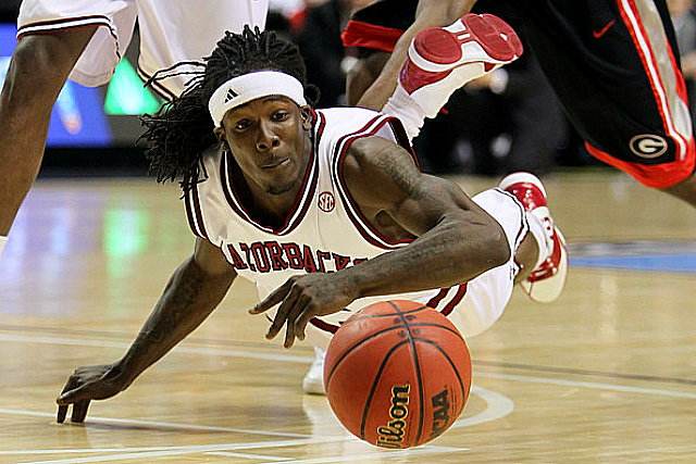 Arkansas' Courtney Fortson Scores 48 In China