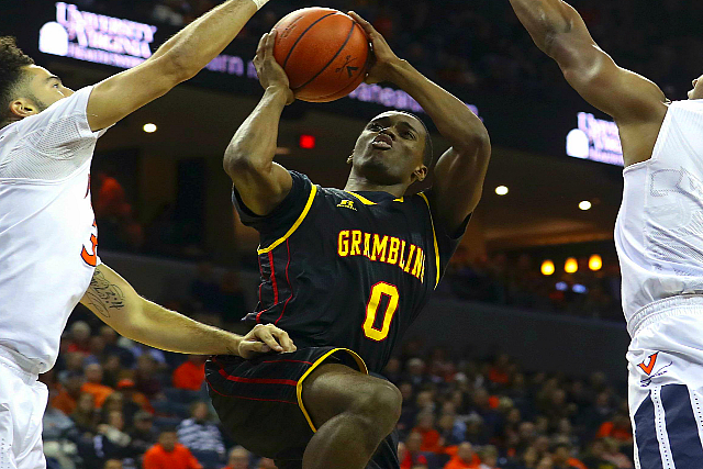 Grambling's Ervin Mitchell SWAC Player Of Week