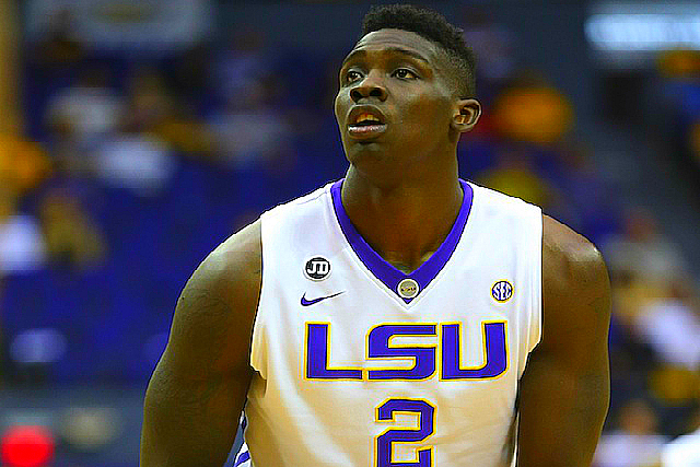 LSU's Johnny O'Bryant D-League Player Of Week