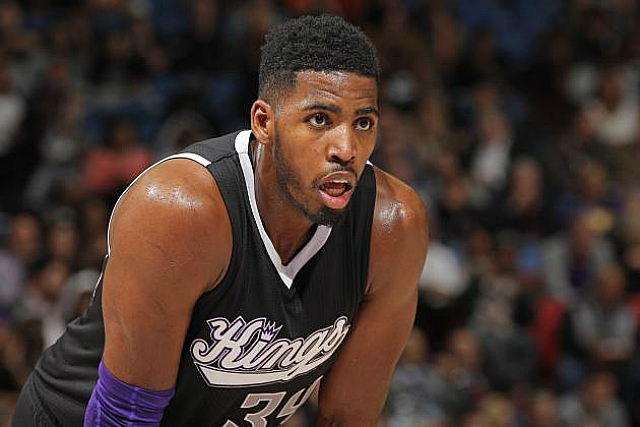 NBA's Jason Thompson Has 33 Pts, 17 Bds In China
