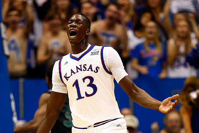 KU's Cheick Diallo Wants FIBA AfroBasket Crown With Mali