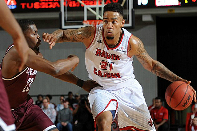 UL Lafayette's Shawn Long Signs In China