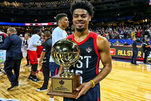 G League's Quinn Cook Off To Hot Start