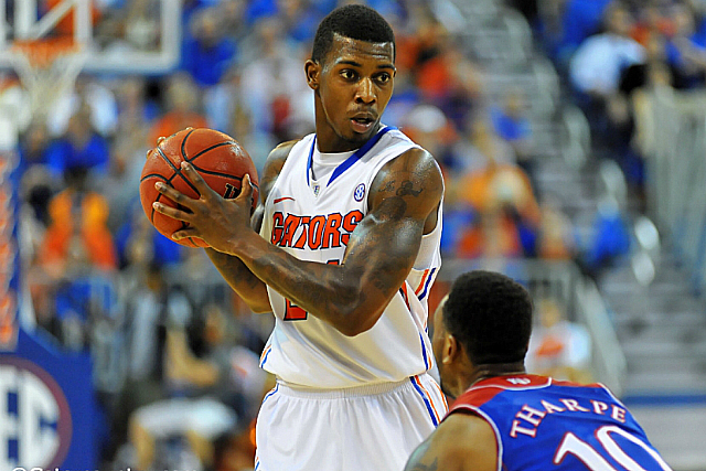 Florida's Casey Prather Scores 30 In Australia