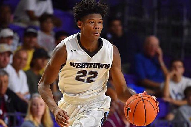 Duke Gets No. 3 Jr Cameron Reddish