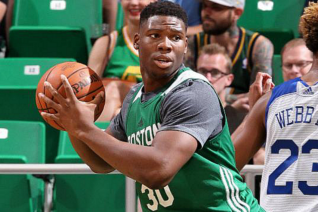 Celtics' Guerschon Yabusele Signs In D-League