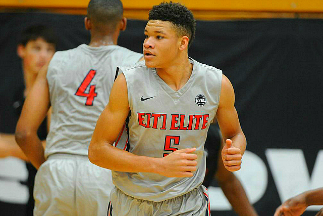 Watch Highlights of No. 9 Sr Kevin Knox (VIDEO)