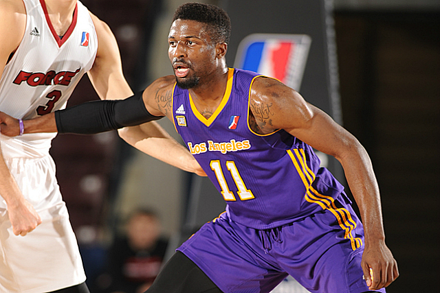 Lakers Sign Cal Poly's Nwaba To Multi-Yr Deal
