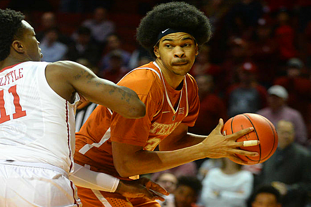 Texas' Jarrett Allen: NBA Ready Center