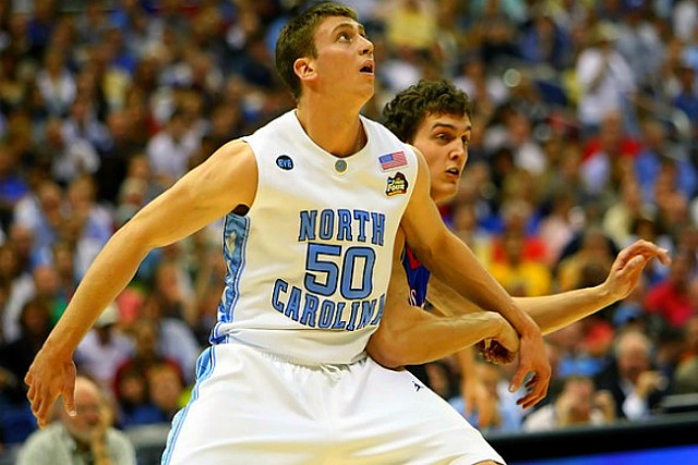 UNC's Tyler Hansbrough Scores 38 In China