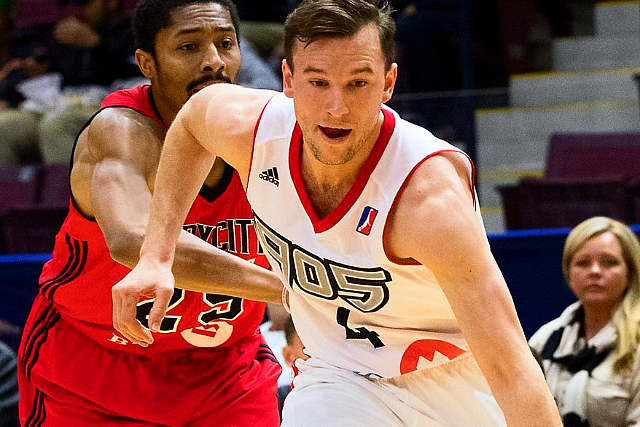 Brady Heslip's 21 Leads 905 To D-League Finals