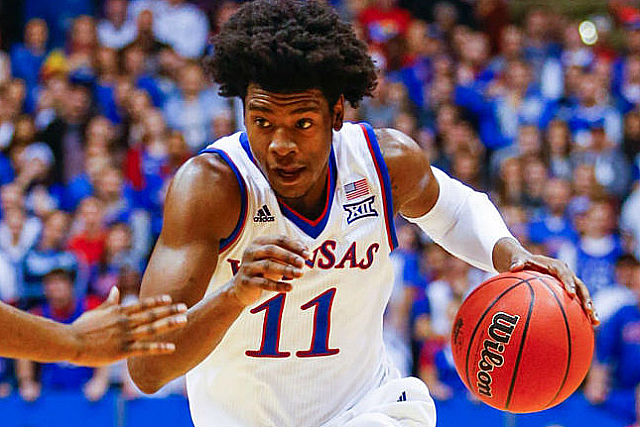 Lakers Spilt On No. 2 Pick: Ball Or Josh Jackson?