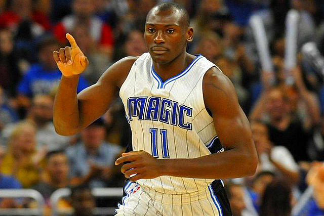 Magic's Biyombo Wants To Rep Congo At AfroBasket
