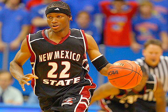 Mexico St's Jonathan Gibson Scores 55 In China