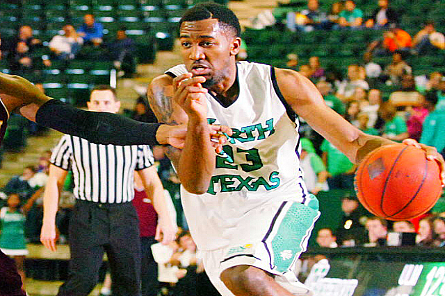 North Texas' Jordan Williams Signs In Mexico