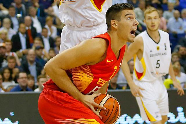 Spanish Knicks' Rookie Willy Hernangomez Looks Up To Marc Gasol