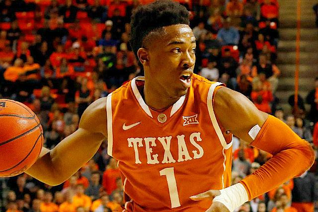 Texas' Isaiah Taylor D-League Player Of Week
