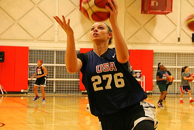 18 Finalists Named For USA U16 Women's Team