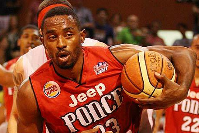 Mike Harris Scores 35 In Puerto Rico Playoffs