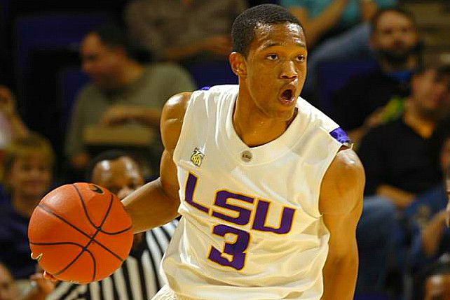 LSU's Anthony Randolph To Play For Slovenia