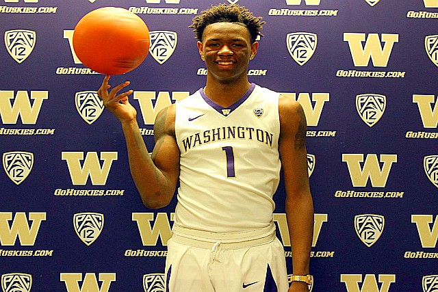 Washington Gets Jay Z's Nephew Sr Nahziah Carter