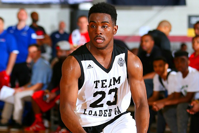 No. 95 Jr Kiyon Boyd Leads Loaded To Adidas Title