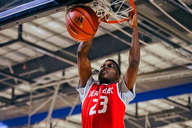 Rutgers Gets No. 98 Jr Montez Mathis