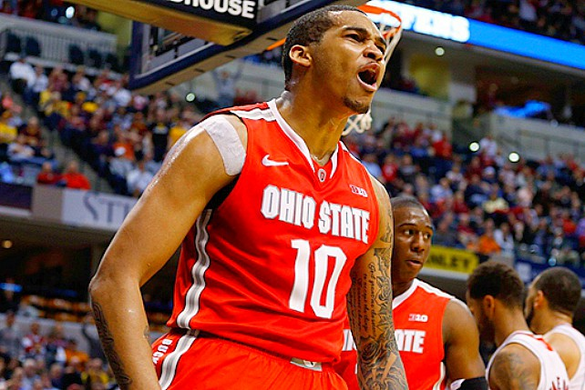 Ohio St's LaQuinton Ross: 38 Pts, 24 Bds In China