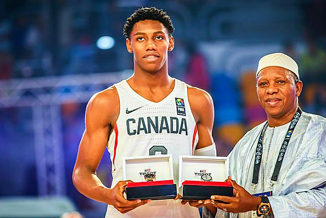 No. 1 Sr RJ Barrett Already Feeling Duke Hate