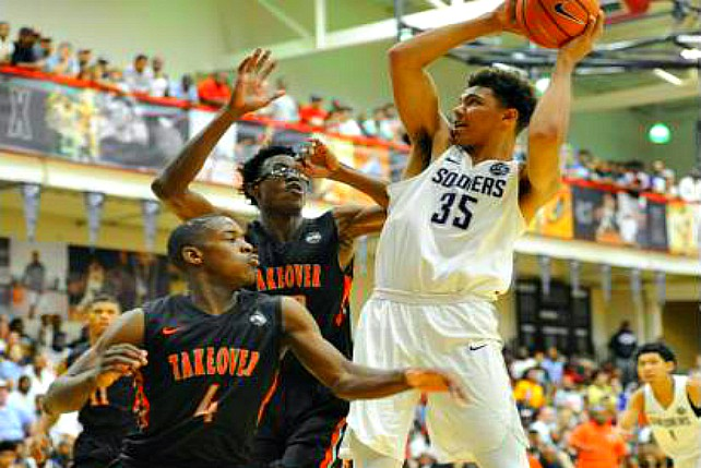 Taeshon Cherry Leads Oakland To Peach Jam Title