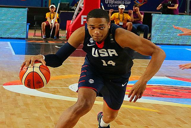 USA U19 Men Beat Italy 98-65