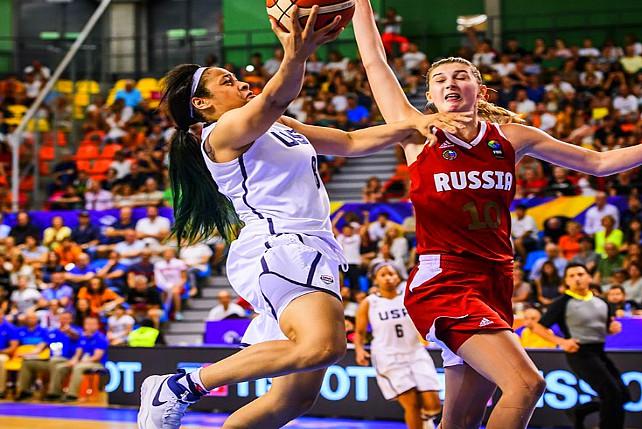 Russia Shocks USA U19s 86-82 To Win Cup Gold
