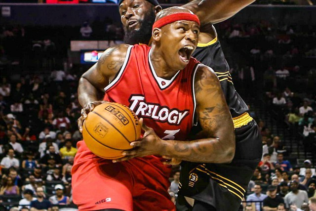 Al Harrington Leads BIG3's Trilogy To 8-0 Record
