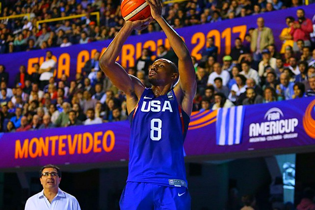 USA Beats Uruguay 74-66 In AmeriCup