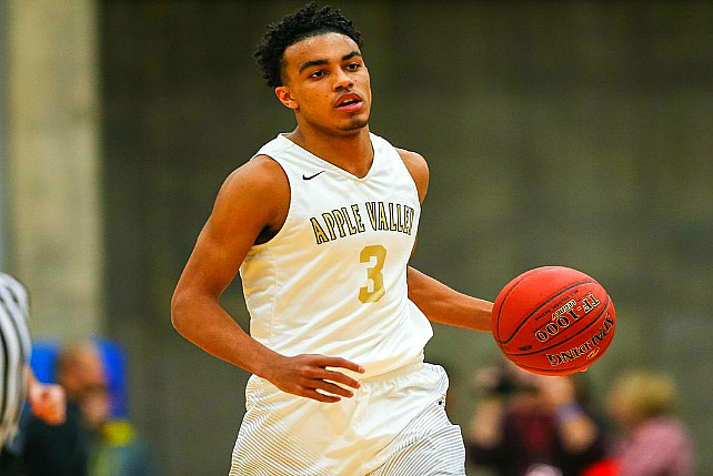 Watch No. 10 Sr Tre Jones Highlights (VIDEO)