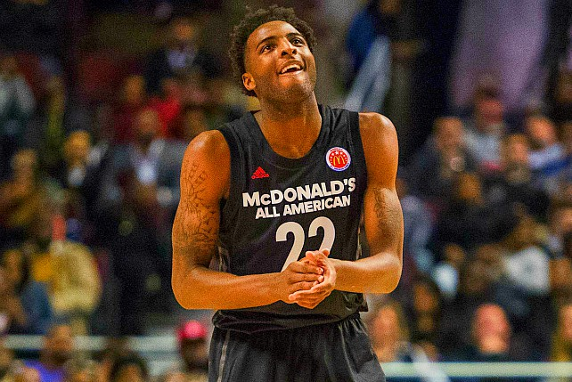 WKUs Mitchell Robinson To Skip College After All