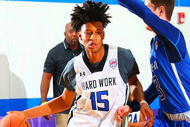 Watch No. 31 Jr Gerald Liddell Highlights (VIDEO)