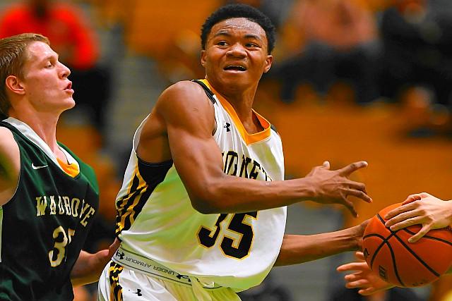 Iowa State Gets No. 15 Jr PF Zion Griffin