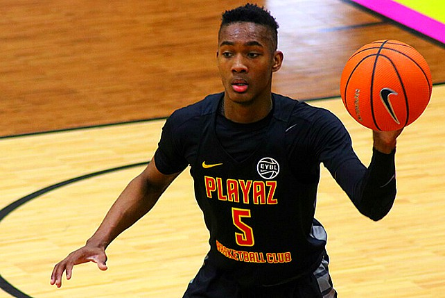 No. 34 Jr Jalen Carey To Pick College In Oct