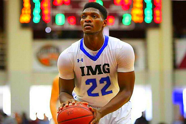 No. 28 Sr Silvio De Sousa Joins Kansas Early