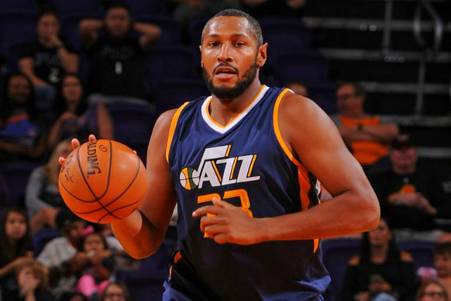 NBA's Boris Diaw France Player Of Week