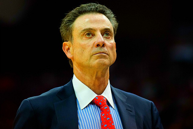 Fired Louisville Coach Pitino: I'll be vindicated