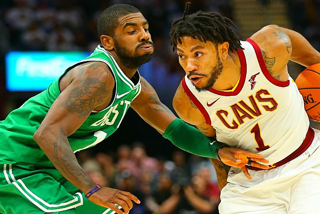 Celtics' Kyrie Irving Booed In NBA Opener At Cavs